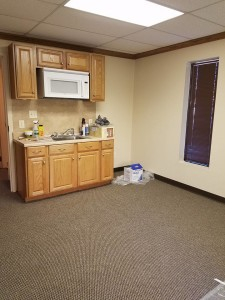 Suite 109 - Stoney Creek - Office 3 with kitchenette